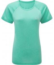 Ronhill T-shirt de manga curta com aspiração feminina