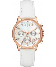 d79cda85551dd Armani Exchange AX4364 Senhoras vestido relógio
