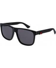 Gucci Mens gg0010s 001 óculos de sol 088bc98520