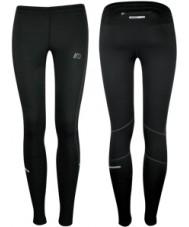 Newline Senhoras base seca n conforto calças pretas