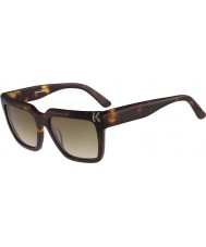 Karl Lagerfeld óculos de sol Kl869s havana