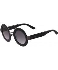 Karl Lagerfeld Senhoras kl901s óculos de sol pretos
