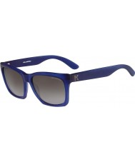 Karl Lagerfeld Homens kl871s fosco óculos de sol azuis