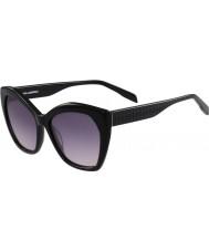Karl Lagerfeld Senhoras kl929s óculos de sol pretos