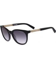 Karl Lagerfeld Senhoras kl891s óculos de sol pretos