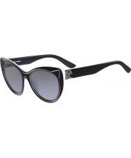 Karl Lagerfeld Senhoras kl900s óculos de sol pretos