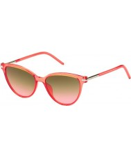 7f7a48bf608 Marc Jacobs Ladies marc 47-s sunglasses tot fx coral