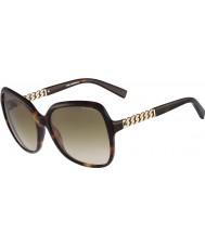 Karl Lagerfeld Senhoras kl841s óculos de sol havana